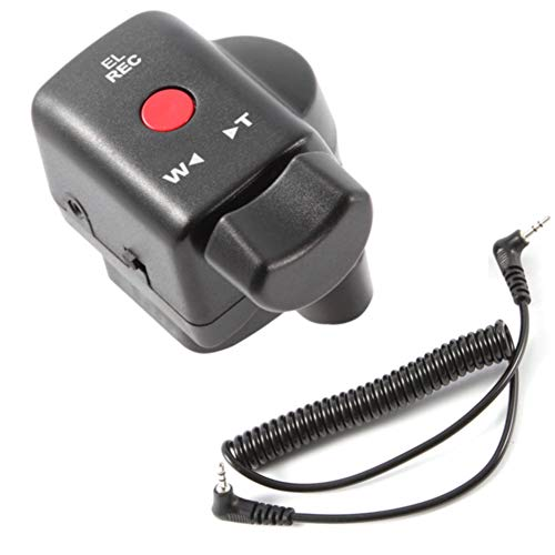 Camcorder Zoom Remote Controller - Fernbedienung für Panasonic Jack Camera Zoom Controller 2.5mm für Sony Panasonic Lanc