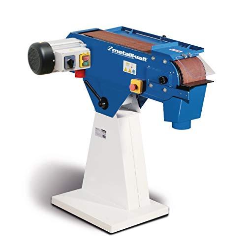 Metallkraft MBSM 150-200-2 - Metall-Bandschleifmaschine