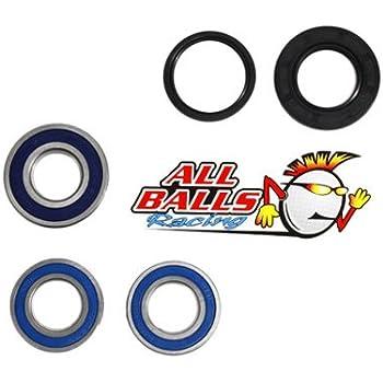 25-1393 All Balls Rear Wheel Bearing Kit Replacement For Suzuki DL 650 04-12