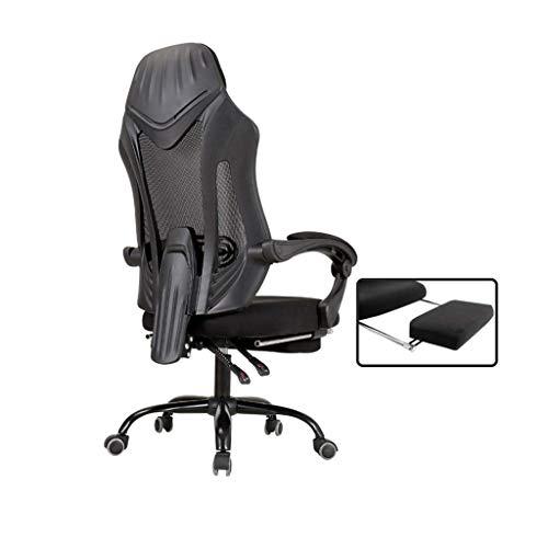 OKMIJN Silla sedentaria cómoda para el hogar, Silla de Oficina reclinable de Juego, Silla de Escritorio Boss