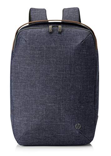 HP Renew Rucksack (15,6 Zoll, Laptopfach + 6 Innenfächer, Kofferhalterung) blau