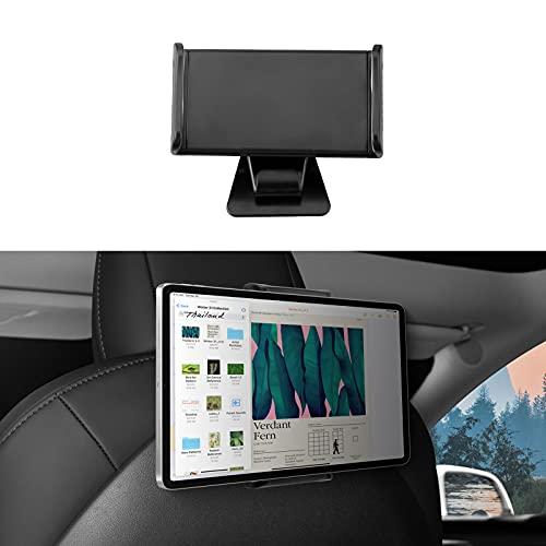 Tesla Model Y Model 3 Tablette Montieren Halter 360 °Drehung Halter kompatibel mit IPad Pro & Smartphone (Nicht geeignet für 12,9-Zoll-Ipad Pro)
