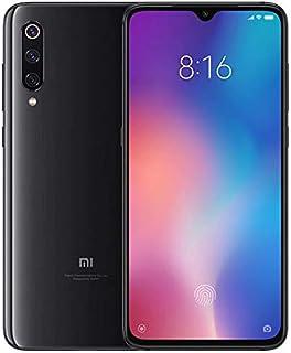 Xiaomi Mi 9 RAM 6GB/8GB ROM 64GB/128GB (Black ブラック) Snapdragon 855 MIUI10 6.39インチAMOLEDディスプレイ 4800万画素三眼カメラ搭載 スマートフォン 本体(グロ...