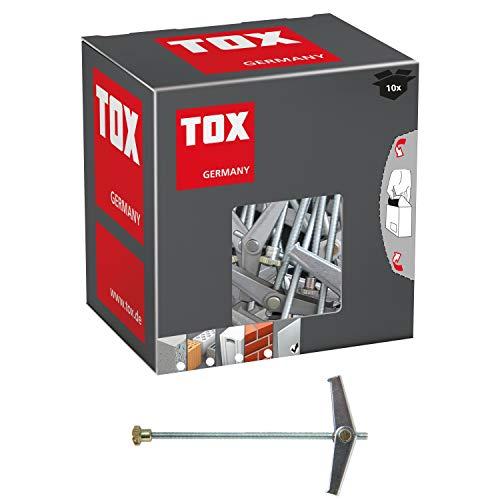TOX Federklappdübel Spagat M5, Inhalt 10 Stück, 024100191