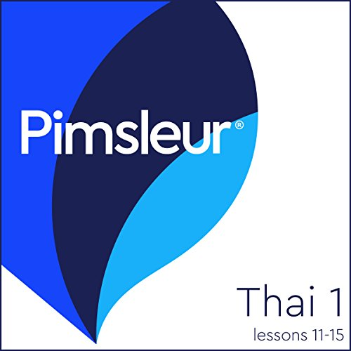 Thai Phase 1, Unit 11-15 audiobook cover art