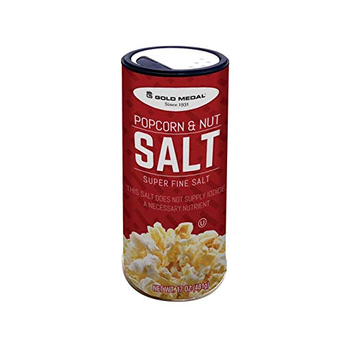 Best Buy! Popcorn Supply | Popcorn Salt | by Gold Medal
