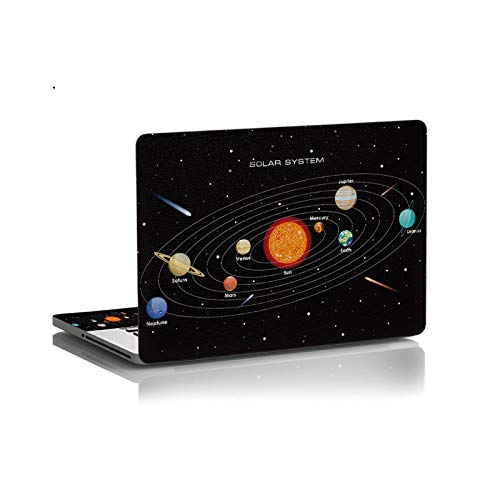 Starry sky Laptop Skin Cover Sticker Decal stickers for laptop 13.3 15.4 15.6 17.3-Laptop skin-15'
