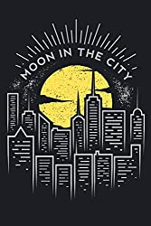 Moon In The City: Night Owl Shift Workers Daily Weekly Planner 2019
