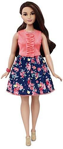 Barbie - DMF28 - Fashionistas 26 -Look Printanier