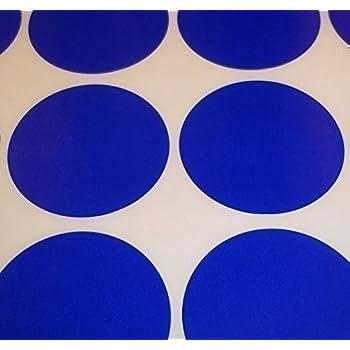 Bianco 45mm Pack of 60 Rotondo Codice Colori Pallini Adesivi Prezzo Neutri Etichette Adesive Audioprint Ltd