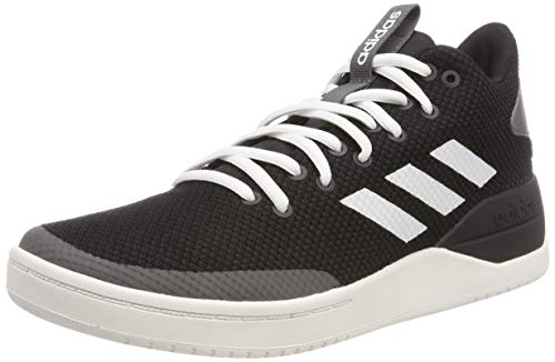 adidas B-ball 80s, Men's Basketball Shoes, Black (Core Black/Ftwr White/Grey Five), 9 UK (43 1/3 EU)