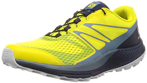 zapatillas amarillas hombre Salomon Sense Escape 2, Running