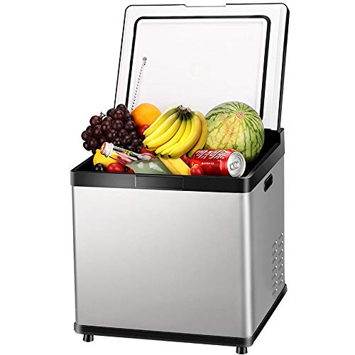 WEIFENG Mini-Kühlschrank, Großräumige Tragbarer Kühlschrank Kühler Mit Temperaturregelung, for Schlafzimmer, Büro, Auto, Dorm - Makeup Skincare Kühlschrank (Size : 23.5L)