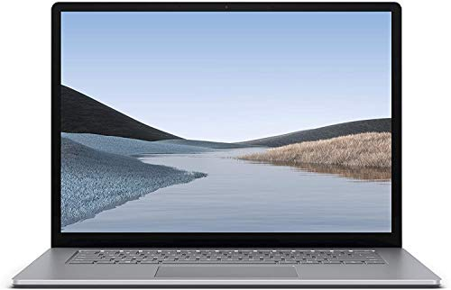Microsoft Surface Laptop 3 15-inch 128GB (Touch Screen, AMD Ryzen 5 Surface Edition, 8GB RAM, Wi-Fi) Platinum