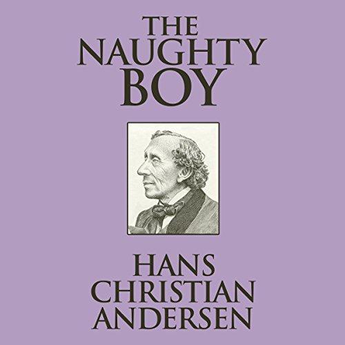 The Naughty Boy copertina
