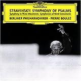Igor Stravinsky: Psalmen-Sinfonie / Sinfonie Für Bläser