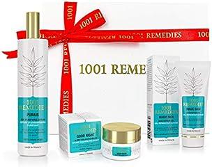 1001 Remedies Coffret cadeau – Cadeaux de relaxation pour