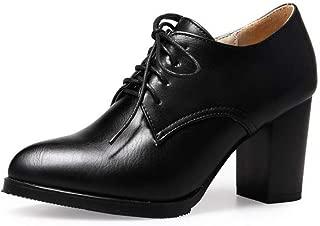 BalaMasa Womens Travel Solid Huarache Urethane Pumps Shoes APL10598