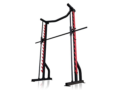 Marbo Sport Squat Gabbia Smith Machine Multipower linea Semi Pro, MS-U105