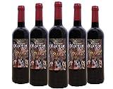 Vino Tinto PETIT JOVEN de MONROY. Vino Tinto con denominación de origen Madrid. Variedades: Tempranillo 60% y Garnacha 40%.