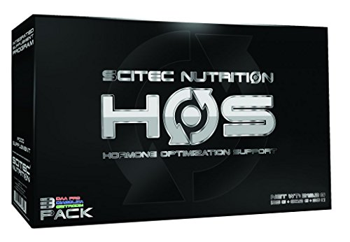 Scitec Nutrition HOS (HORMONE OPTIMIZATION SUPPORT) DAA Pro / Diabolica / Estrodim