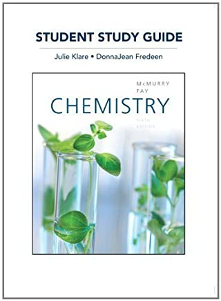 Study Guide for Chemistry by McMurry, John E., Fay, Robert C., Fredeen Ph.D., DonnaJean A (2011) Paperback