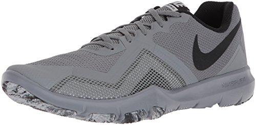 Nike Herren Flex Control Ii Laufschuhe, Mehrfarbig (Cool Grey/Black-Spee 016), 46 EU