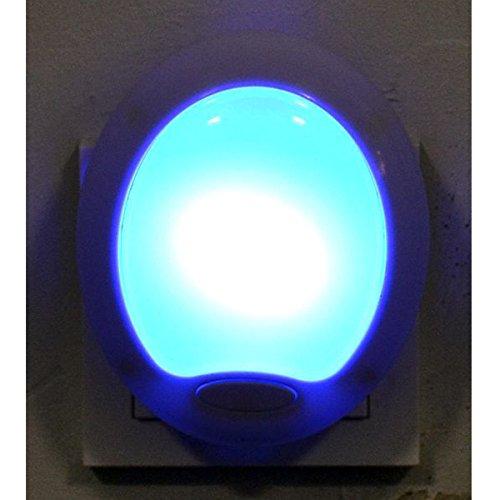 Nachtlampje met 7 leds meerkleurig sluimerlicht baby nachtlampje kinderkamerlamp
