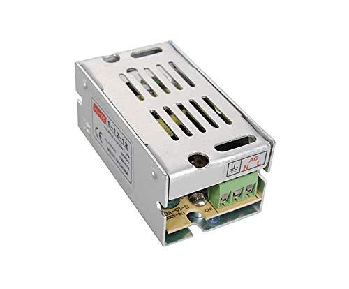Each Alimentatore 1 AMP STABILIZZATO Switching 1A 12V TRASFORMATORE Alimentazione 220