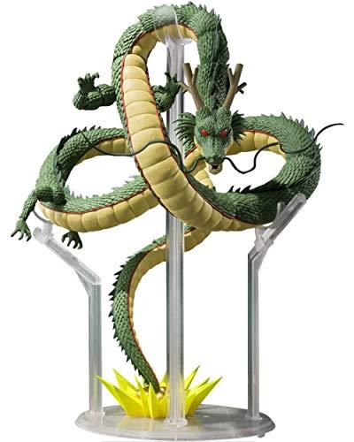 Yzoncd Anime Japonés Dragon Ball Z Shenlong SHF Super Saiyan Figura De Juguete 21 Cm, Figura De Acción De PVC Super Shenron Juguetes De Modelos Coleccionables