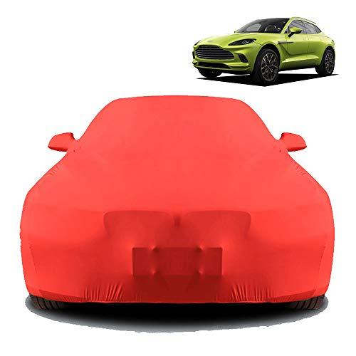 Wanjun La Funda para Coche Es Compatible con Aston Martin DBX, Funda para Coche De Tela Elástica, F
