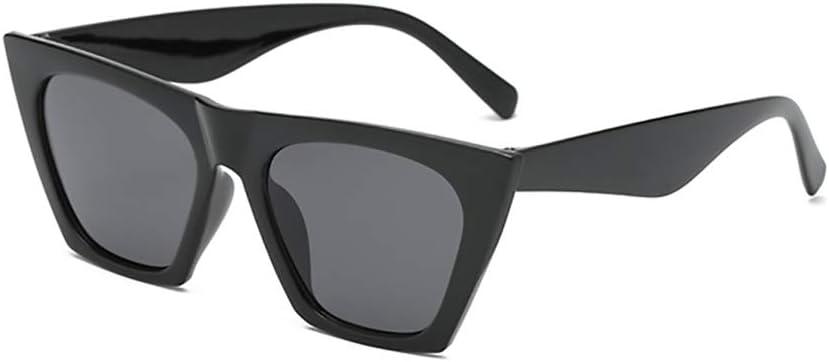 JSL Lunettes De Soleil Vintage Shades Goggles Square Sunglasses for Women Classic Retro Style 100% UV Protection Multicolor Optional 1