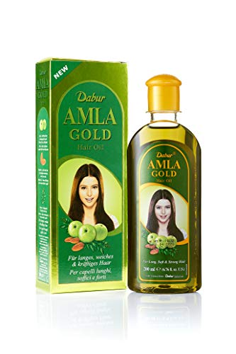 Dabur Amla Oro Aceite Para El Cabello 200 ml