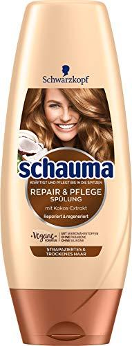 Schwarzkopf Schauma Repair und Pflege Shampoo, 400 ml
