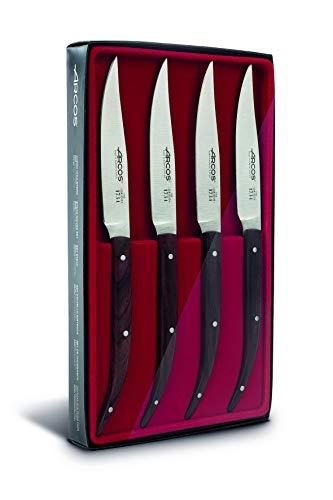 Arcos Serie Cuchillos de Mesa, Juego de Cuchillos de Mesa 4
