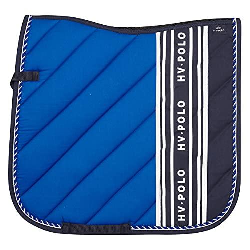 HV-Polo Tapis de Selle Juliette Mid Blue-Dressage Cheval