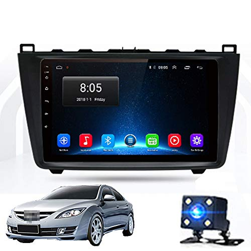 Sale!! NBVNBV Multimedia Video Player 9 Inch Car Multimedia Player GPS Navigator Radio 4G RAM 64G RO...