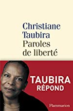Paroles de liberté de Christiane Taubira