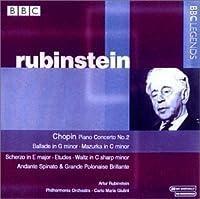 Chopin - Piano Concerto No 2; Piano Works (2002-08-02)