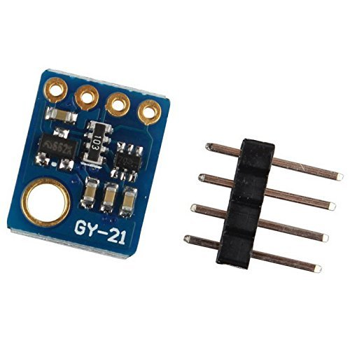 ARCELI GY-21 SHT21 HTU21 Digitales Feuchte-Temperatursensor-Modul Ersetzen Sie SHT11 SHT15