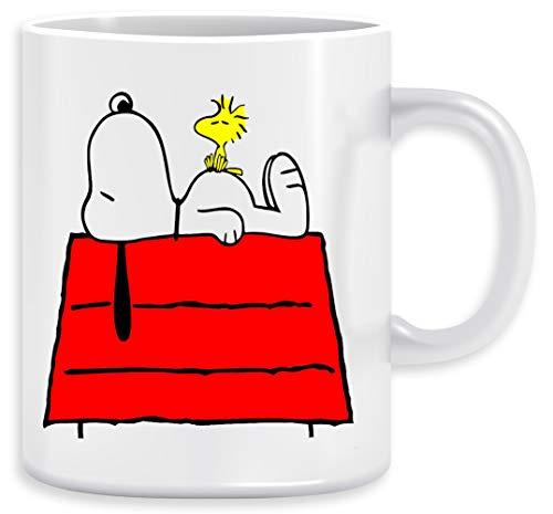 Snoopy Ausruhen aus Kaffeebecher Becher Tassen Ceramic Mug Cup