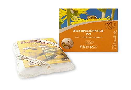Bienenwachswickel-Set Gr.1 Kleinkind