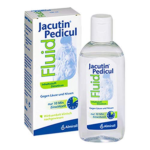 Jacutin Pedicul Fluid, 100 ml Fluid