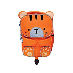 be seen - toddler rucksacks with high visibility integrated into the cute design be safe - grab handle & chest strap help control little kid's without need for a rein or harness my first – nursery bag to carry nappies, spare clothes, wipes, snack & d...