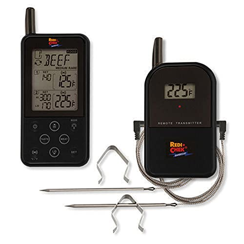 Maverick Funkthermometer XR-40, Zwei Temperaturfühler, Reichweite 160 m