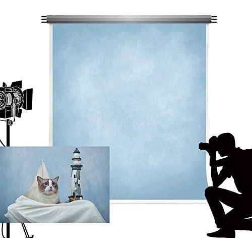 Kate Fondali 1,5x2,2m Acqua Blu Texture Fotografia Sfondo Blu Foto Sfondo Puntelli Astratti Microfibra Ritratto Fondali per riprese reali
