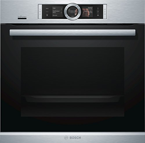 Bosch HSG636XS6 Serie 8 Dampfbackofen/ A / 71L / Heißluft Eco / PerfectRoast & PerfectBake / HomeConnect / edelstahl