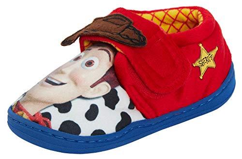 Disney Toy Story - Zapatillas de Madera para niños, Color, Talla 26 EU