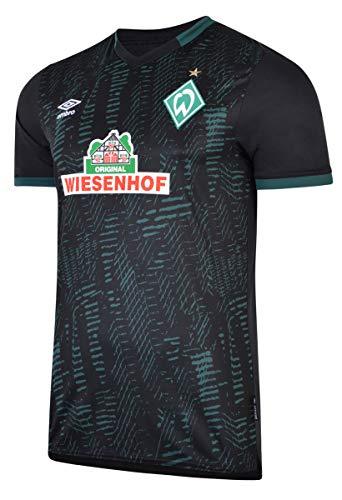 UMBRO SV Werder Bremen 3.Trikot 2019/20 Kinder Official Licensed Product - L