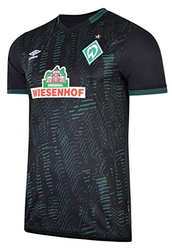UMBRO SV Werder Bremen 3.Trikot 2019/20 Kinder Official Licensed Product - XL